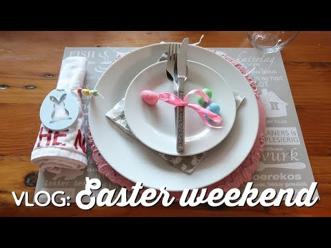 Vlog: Easter Weekend | A Thousand Words