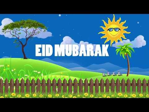 EID Mubarak (No Copyright)