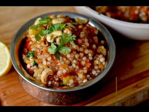 Sabudana Khichdi Recipe In Hindi | |साबूदाना की खिली खिली खिचड़ी बनाए |Sago| Navratri Special Recipe