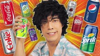 Eugene Ranks Every Popular Soda