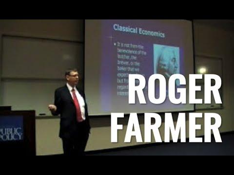 3 of 5: Roger Farmer: