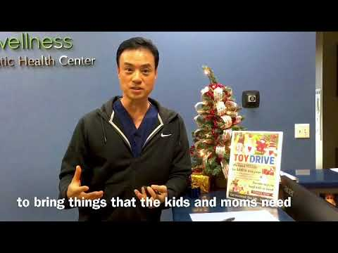 2nd Annual KimFoot TOY DRIVE