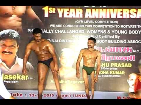 PHYSICALLY CHALLENGED GYM GUYS OF OUR NAVEEN FITNESS
