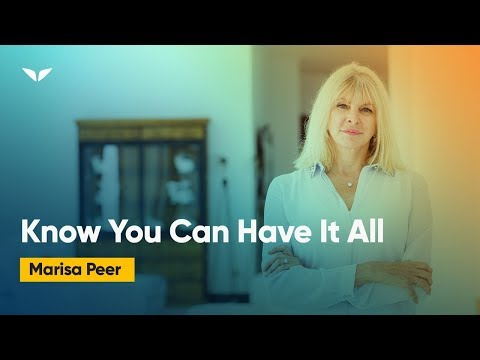 How To Teach Your Mind That Everything Is Available To You | Marisa Peer