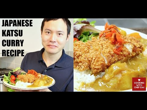 How to make CRISPY Chicken Katsu Curry with succulent beef - Japanese home cooked recipe