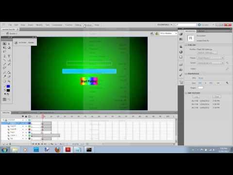 Create a virtual world - Part 2 - Interface