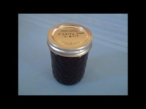 Cherry Jam - Ball FreshTech Jam & Jelly Maker and AutoCanner Recipe