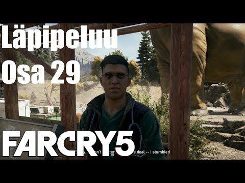Far Cry 5 | Läpipeluu | Osa 29 | Eläinten Metsästämistä 1/2 | Suomi/Finland/FIN