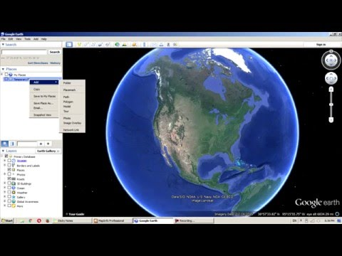 How to draw route in google earth and convert to TAP/MAP file using Mapinfo or Global Mapper [Khmer]