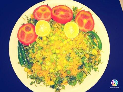 Namkeen Sewai Breakfast -Oil Free In Hindi /vermicelli recipe / easy breakfast