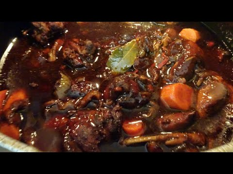 Cook With Me | Brown Stew Chicken