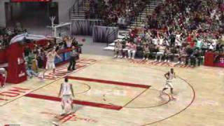 NBA 2K10 Aaron Brooks Buzzer B
