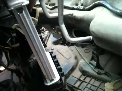 Dodge Ram heater core replacement
