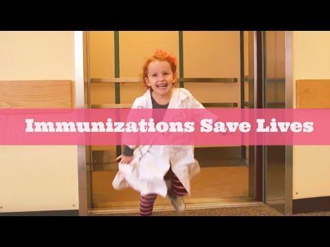 Health & Wellness News: Immunizations Save Lives