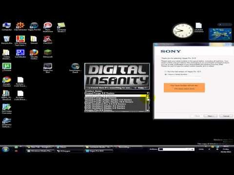 Sony Vegas Pro 10 FREE Download and Keygen Tutorial [HD]