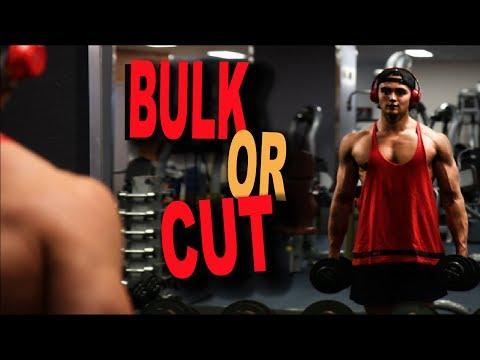 Bulk or Cut ? Pectus Excavatum Bodybuilding