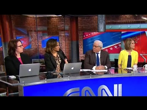 CNN Panel Shows Its Clinton Bias