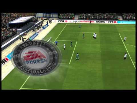 Fifa 14 corkyplaysblackops VS Jcgamer507!