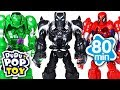 Download  March 2018 Top 10 Videos 80min Go! Avengers, Paw Patrol And Pjmasks - Dudupoptoy  MP3,3GP,MP4
