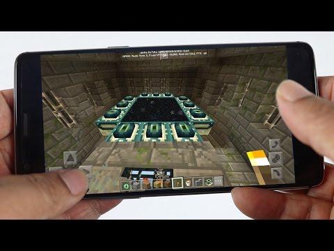 Minecraft Pocket Edition 0.17.0 Apk -PORTAL al END, End DRAGON, ENDERPERL y MAS(Minecraft PE Review)