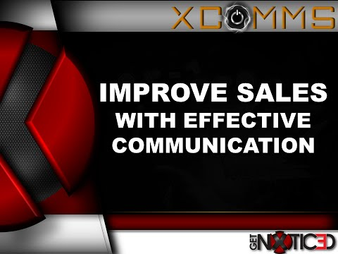 How To Improve Sales with Effective Internal Sales and Sales Management Communication