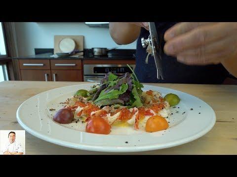 FRESH LIVE Steamed Maine Lobster Salad