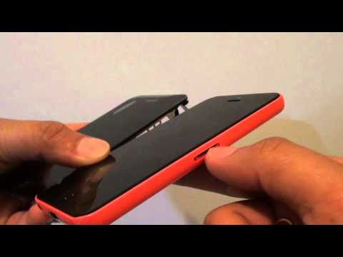 iPhone 5C: How to Check For Water Mark Damage Indicator