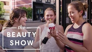 New Yorkers Review the New KKW Fragrance Kimoji Cherry Perfume   The Beauty Show   Harper