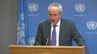 Rohingya Refugees & other topics - Daily Briefing (17 November 2017)