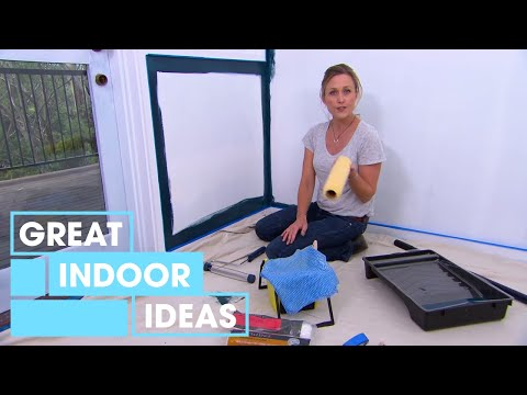 Tara's Best Painting Tips And Tricks | Indoor | Great Home Ideas