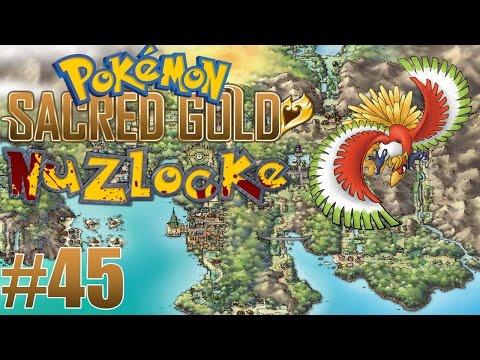 Pokemon Sacred Gold Nuzlocke (P45) Brock