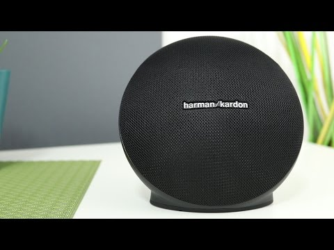 Harman Kardon Onyx Mini Bluetooth Speaker Review