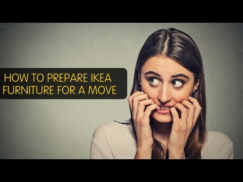 How to Prepare IKEA Furniture For a Move