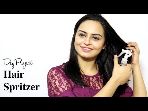 How to Make a Hair Serum Using Rosemary, Lavender, Jojoba oil & Vitamin E - हिंदी में