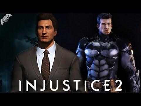 Injustice 2 - New Bruce Wayne Premier Skin Confirmed?!