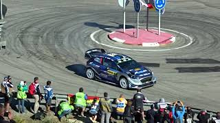 WRC Rally RACC Catalunya 2017 DAY3-SS18