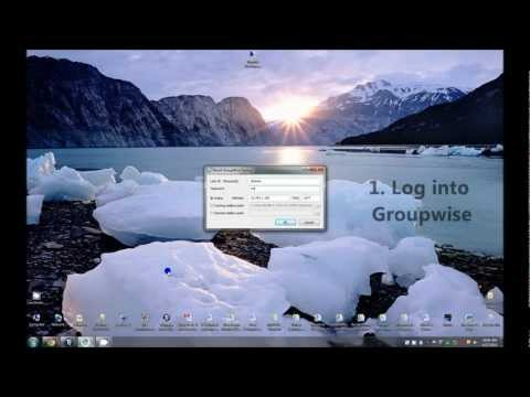 Enable Junk Mail folder | Groupwise 8