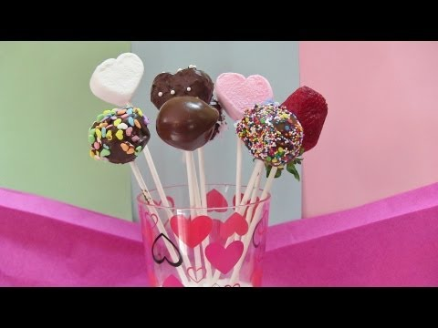 How to make Cake Pops without Cake Pop Maker - Video Recipe | Fix Cake Disasters