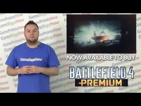Battlefield 4: Premium In Stock Now At GameKeysNow.com