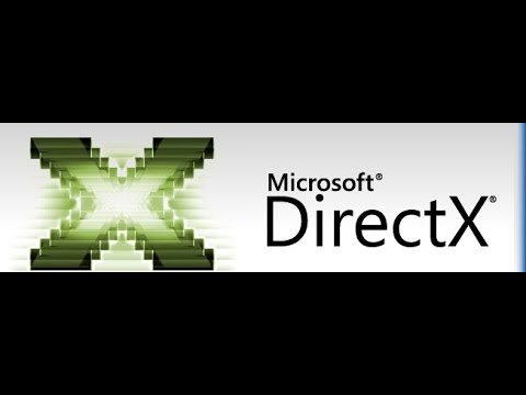 How to download and install Direct X  in windows 7/8/8.1 or 10