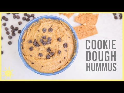 EAT | Healthy Cookie Dough Dip