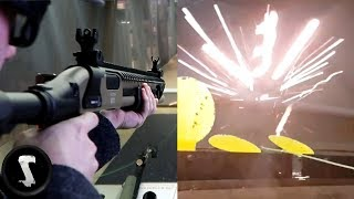 The END of Airsoft CHEATERS? (Explosive Airsoft BBs)