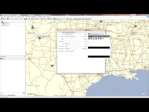 Create Waypoints in Garmin Basecamp