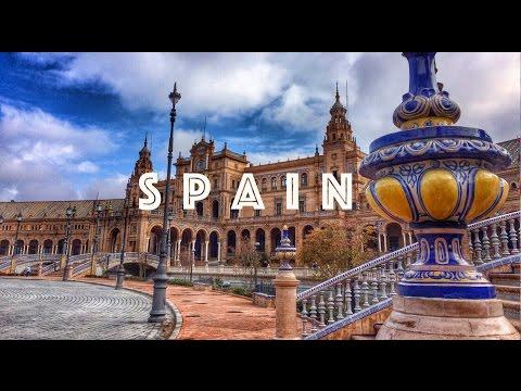 Spain: Sevilla, Ronda, Malaga - Time-Lapse