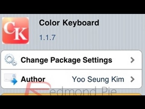 How to change the color of your keyboard on your iPhone, iPod Touch, and iPad