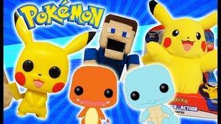 funko pop pokemon videos