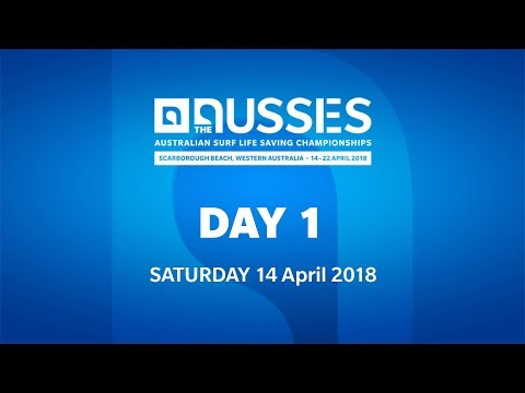 Network A Presents: 2018 Australia Surf Life Saving Championships - Day 1 LIVE!
