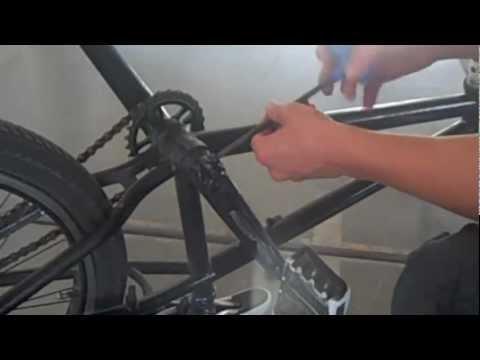 how to fix creaks in bike cranks