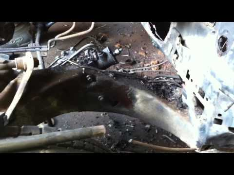 weld hup plate motor in