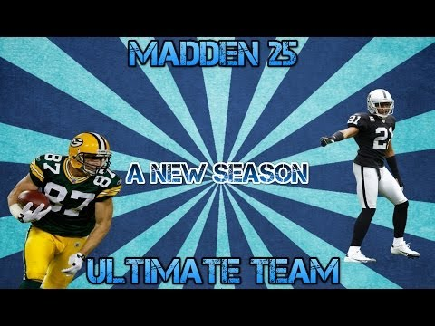 Madden 25 Ultimate Team - Start Of A New Season - 99 Deacon Jones! - MUT 25